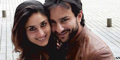 Kareena Kapoor Khan and Sailf Ali Khan