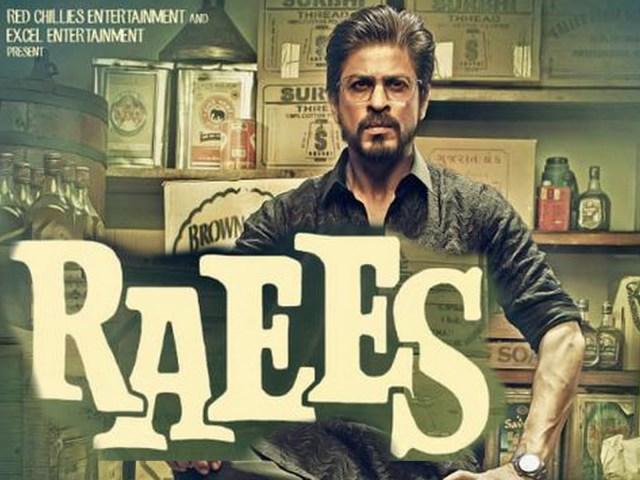 Shah Rukh Khan Raees