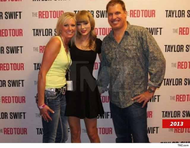Taylor Swift groping