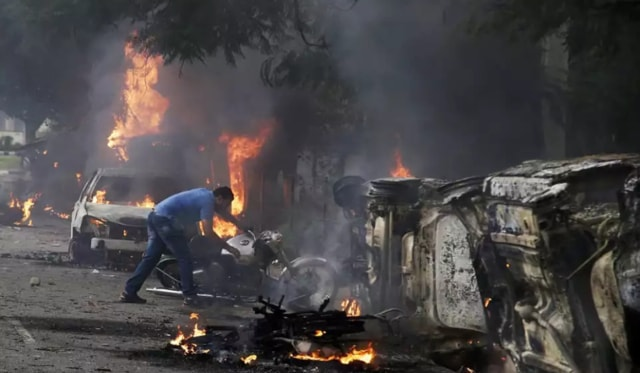 My Story : Panchkula Riots for Rapist Baba Gurmeet of Dera Sacha Sauda