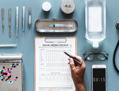 How To Give Your Social Media A Checkup