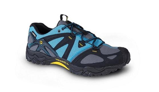 MERRELL Men's Grassbow Sport Low-Cut Gore-Tex Hiking Shoe