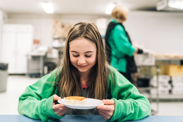 breakfast for kids, canadian children missing breakfast, dad blog, vancouver, social dad