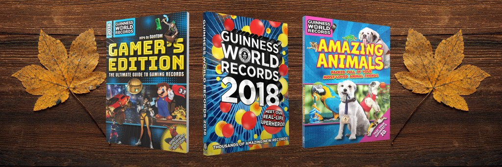 win guinness books, contest, social dad, Guinness world records books, Guinness World Records 2018, Gamer's Edition, Animals Edition