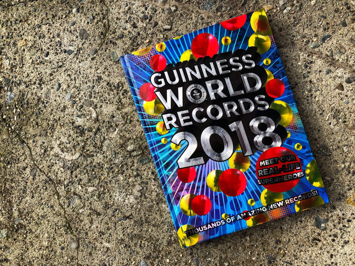 guinness world records 2018, win, contest, books contest, canada contests