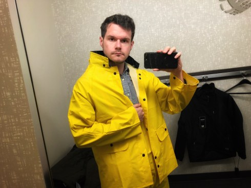 3-Pack Light Industrial Rain Suit, marks work warehouse, marks clothing, mens jackets, winter jackets, snow jackets, vancouver, blogger, vancouver bloggers, dad blogger, vancouver parenting blog, social dad, socialdad, james r.c. smith