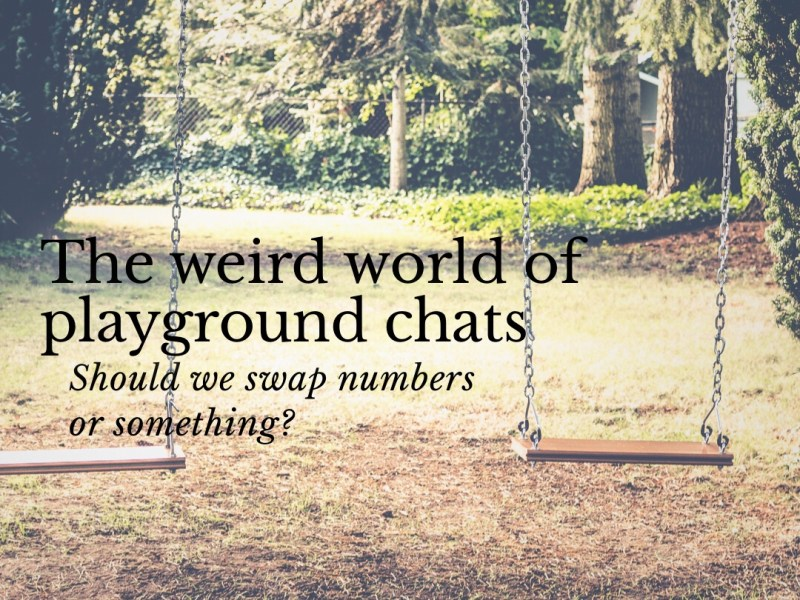 playground chats, funny parenting stories, funny dad stories, father's day, Tips for traveling with a baby
