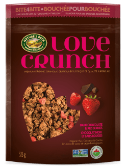 love crunch granola, love crunch, nature's path, charitable gifts, vancouver dad blog, food bank, james r.c. smith, socialdad, mens blogs in canada, daddy bloggers