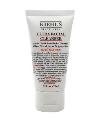 kiehl's cleanser, face cleaner, mens grooming products,