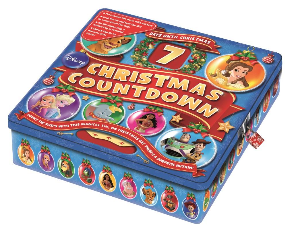 frozen advent calendar, disney advent calendar 2020, christmas countdown for kids, disney advent calendar, prizes, win an advent calendar, dad blog, socialdad, parenting blogs