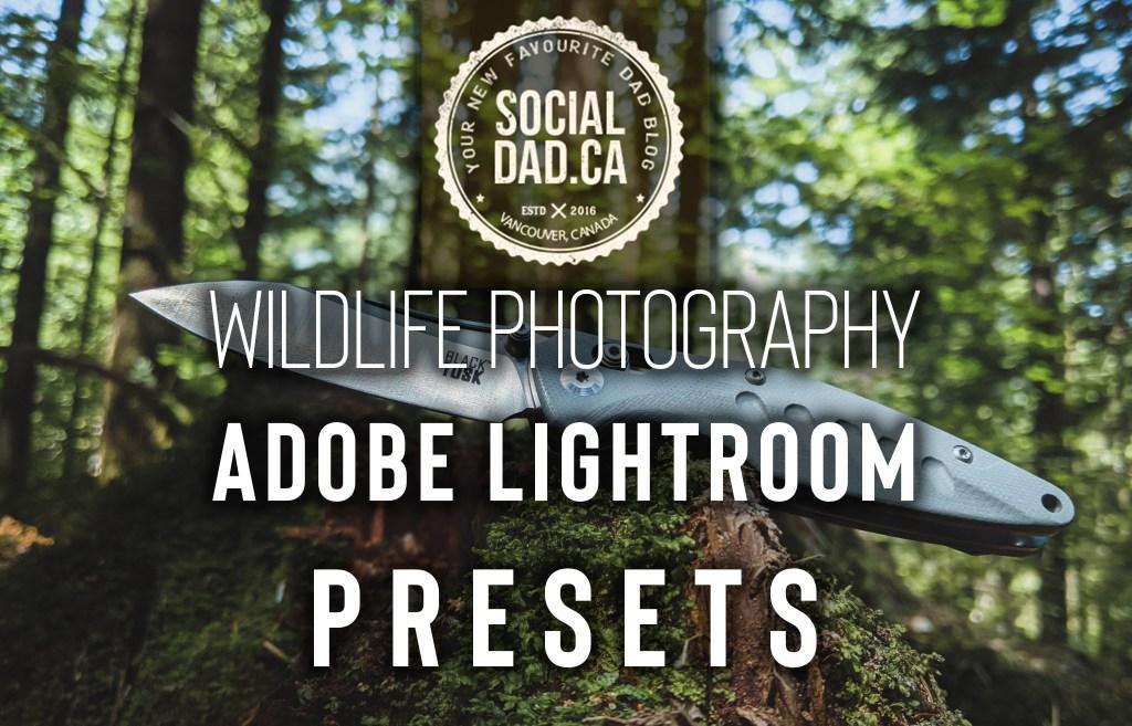 socialdad, lightroom presets, nature photography