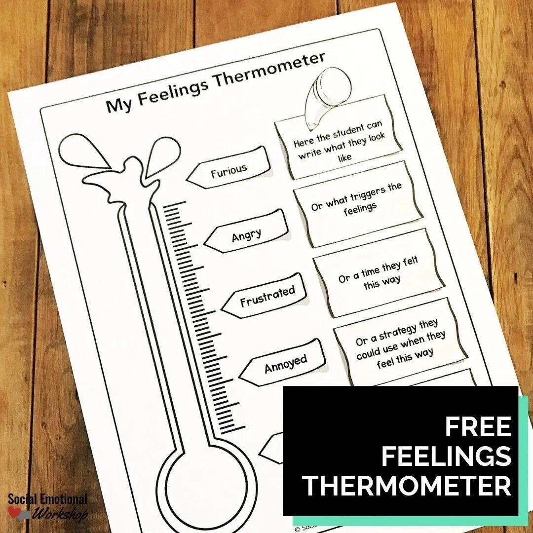 Lm3 Thank You Feelings Thermometer