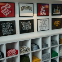 Rocawear Unveils Its Flagship Retail Store In Barclays Center