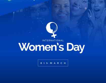 BALANCE IS BETTER: Celebrating International Women's Day