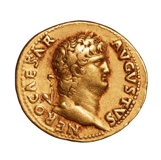 Resultado de imagen de neron emperador aureo