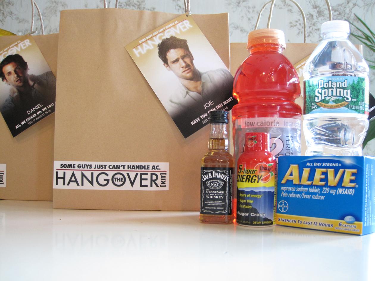 The Hangover Kit SociaLife