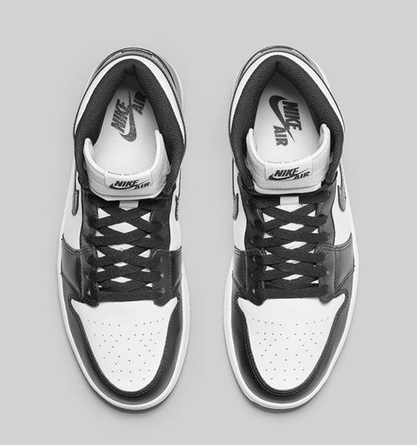 Air Jordan 1 OG Black and White