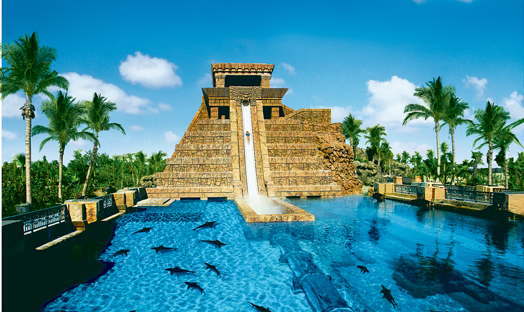 Atlantis-Paradise-Island-Mayan-Temple