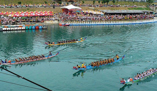 Best if Dubai - Dragon Boating