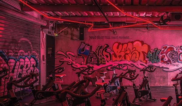 Best if Dubai - The Warehouse Gym