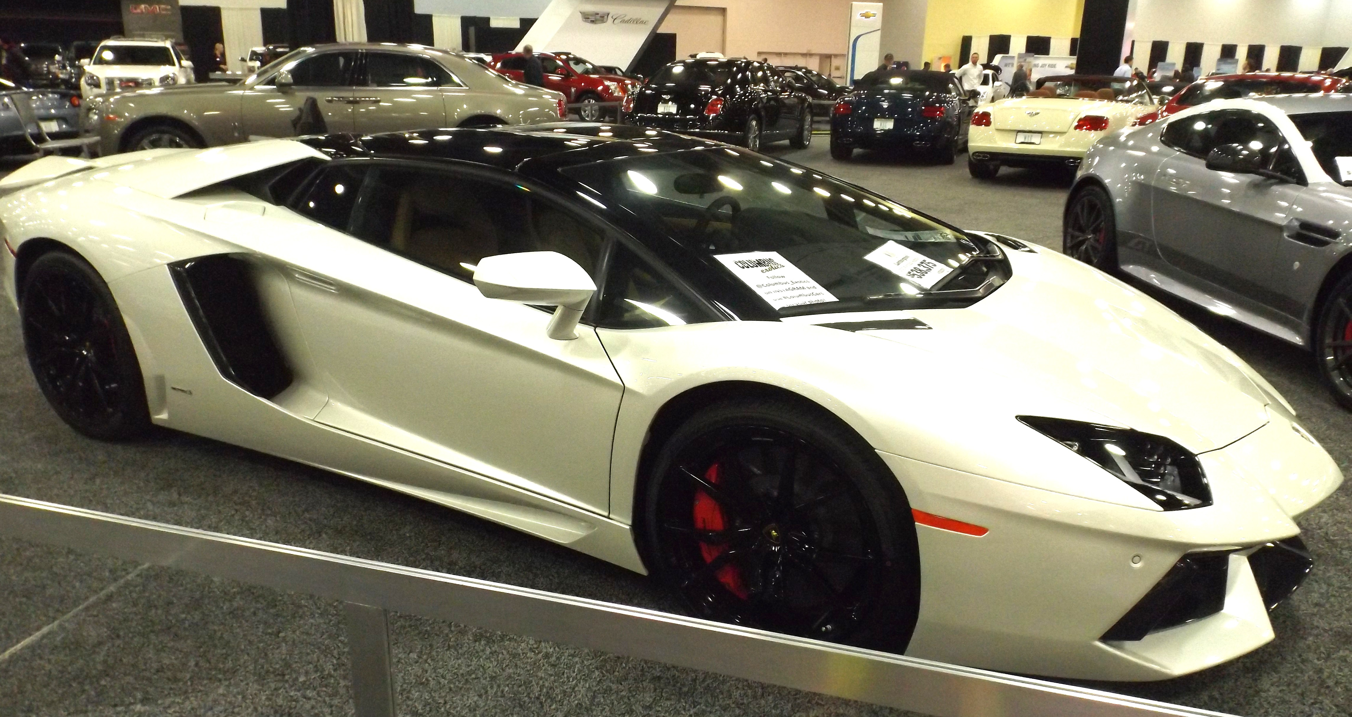 Columbus International Auto Show Takes Over The Greater - Honda center car show