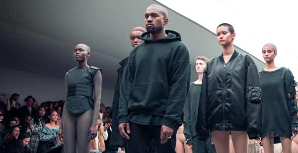 "Yeezy Season 1"" for Adidas"