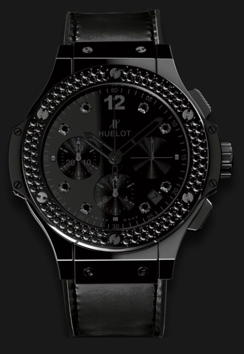 hublot big band black