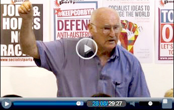 Image result for socialist party Taaffe TUSC
