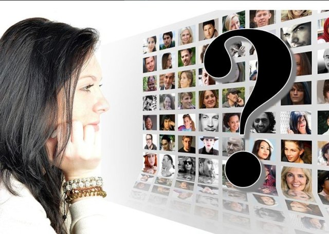 scoprire l'identità di una persona
