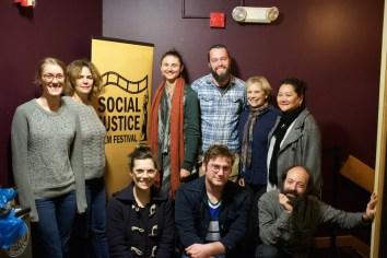 The 2017 SJFF Staff Team.