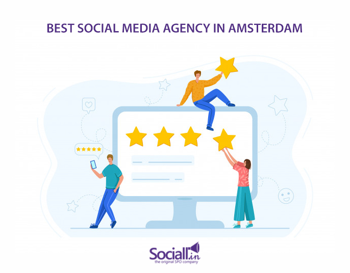 Beste Social Media Agency in Amsterdam