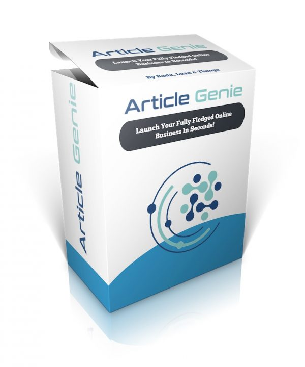 Article Genie Review