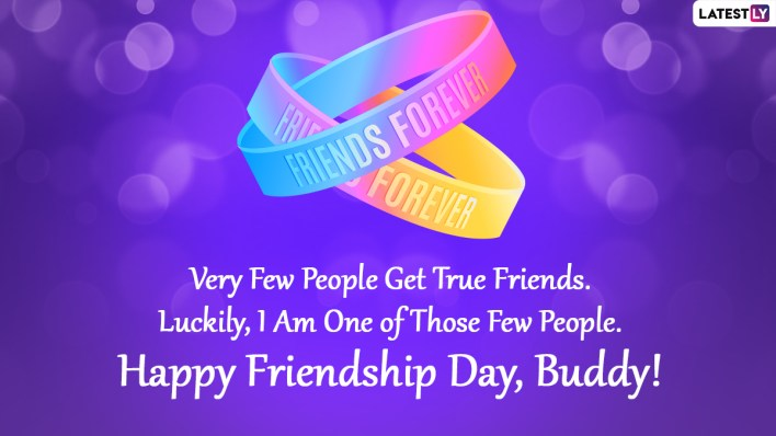 3 Friendship Day Messages - scoailly keeda