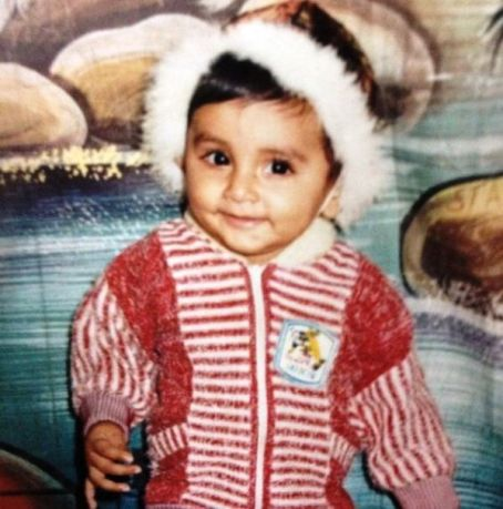 A Childhood Picture of Harsh Nagar