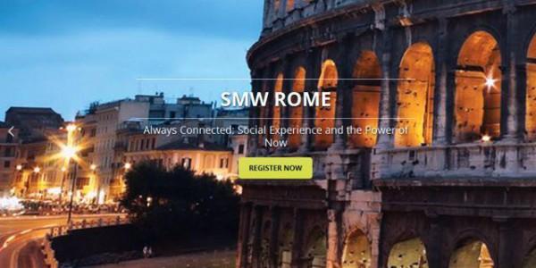 A Roma torna la #SocialMedia Week
