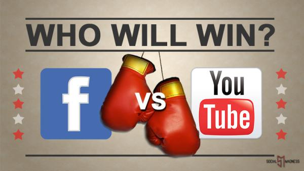 YouTube ha più visitatori di Facebook