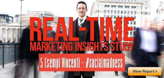 Real Time Marketing: 5 esempi vincenti