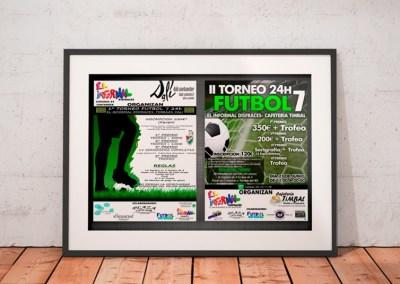 Diseños fútbol 7