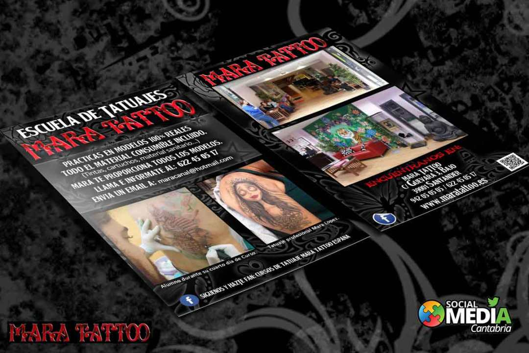 Mara-tattoo---Diseño-de-Flyers-Social-Media-Cantabria