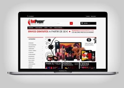 Tienda online Redpeeper
