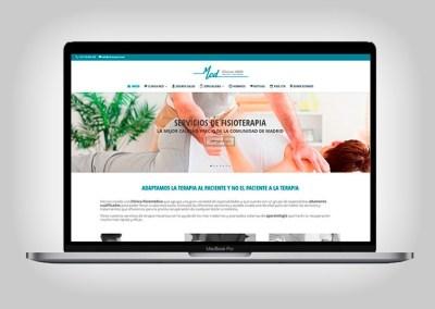 Web clínica MCD