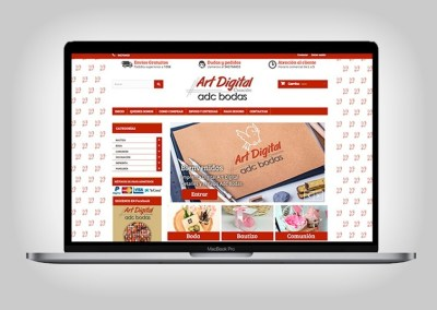 Tienda Online Art Digital