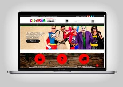 Tienda Online El Informal Disfraces