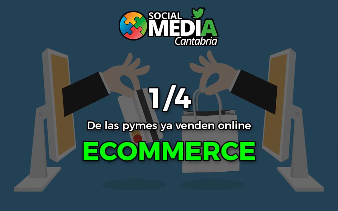 1 de cada 4 Pymes ya vende online