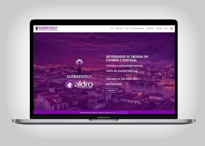 Web Globaenergy Portugal