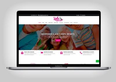Tienda Online Ada's Ropa Infantil