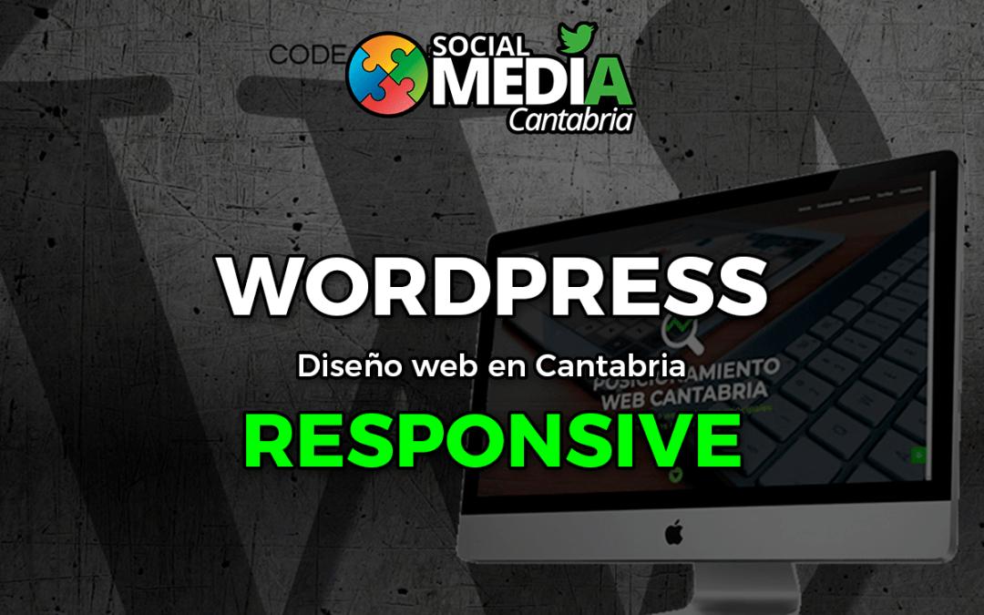 Diseño web WordPress en Cantabria