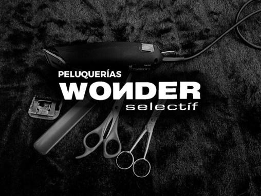 Diseño Publicidad Wonder Selectif