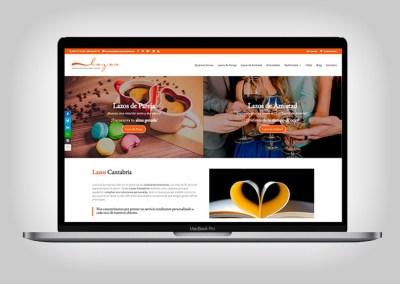 Web Lazos Cantabria