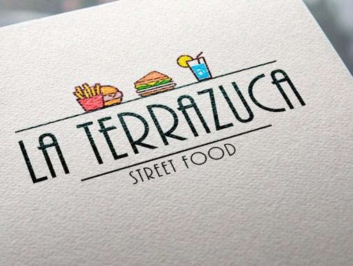 Logotipo La Terrazuca Street Food